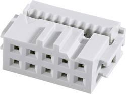 Connectique fil-à-carte Pas: 2.54 mm Nbr total de pôles: 34 Nbr