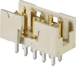 FCI Connectique fil-à-carte Pas: 2 mm Nbr total de pôles: 8 Nbr de rangées: 2 1 pc(s)