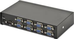 Digitus Professional DS-42130 8 ports Répartiteur VGA 2048 x 1536 pixels noir