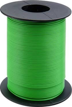 Fil de câblage BELI-BECO D 105/100 vert 1 x 0.50 mm 100 m