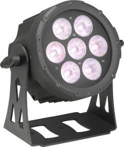 Projecteur PAR LED Cameo FLAT PRO 7 SPOT Nombre de LED: 7 x 15 W
