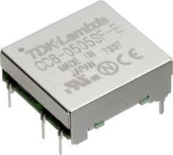 Convertisseur CC/CC pour circuits imprimés TDK-Lambda CC-6-4812SF-E Nbr. de sorties: 1 x 48 V/DC 12 V/DC, 15 V/DC 0.5 A