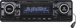 Caliber Audio Technology RCD-120BT/B Autoradio design rétro, kit mains libres bluetooth