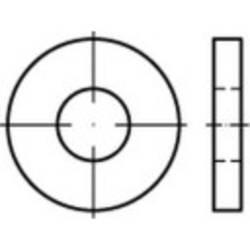Rondelle TOOLCRAFT 1067783 N/A Ø intérieur: 6.4 mm acier inoxydable A2 100 pc(s)