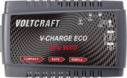 Chargeur de modélisme 230 V 2 A VOLTCRAFT V-Charge Eco LiPo 2000 Li-polymère