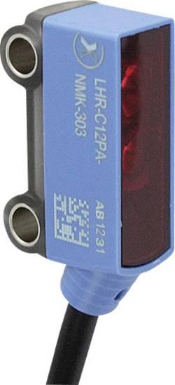 Barrière lumineuse unidirectionnelle Contrinex LLR-C12PA-NMK-300 628-000-687 Portée max. (en champ libre): 2000 mm 1 pc(