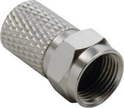 Connecteur F Twist-On pour Ø câble: 8.4 mm BKL Electronic 0403142 câble, extrémités ouvertes 1 pc(s)
