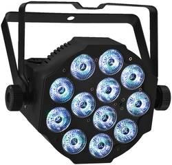 PinSpot LED IMG STAGELINE PARL-12RGBW Nombre de LED: 12 pc(s) 8 W noir