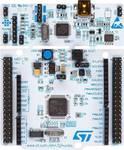 Platine de développement Nucleo-64 avec processeur STM32F103RBT6 prenant en charge la connectivité ST Morpho et Arduino