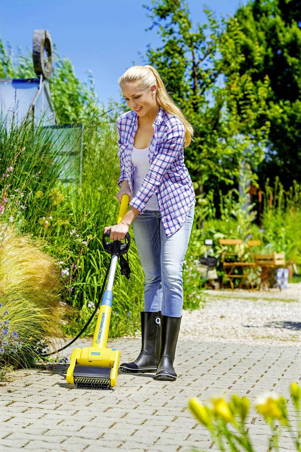 Haus Und Garten: Nettoyeur Pour Joints, Laveur De Sol 230 V Gloria Haus Und