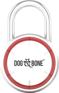 Cadenas Bluetooth Dog & Bone DAB-LS001 argent cadenas Bluetooth