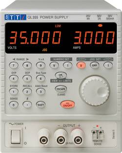 Aim TTi QL355 SII Alimentation de laboratoire réglable 0 - 35 V/DC 0 - 5 A 105 W Nbr. de sorties 1 x