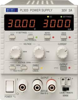 Alimentation de laboratoire réglable Aim TTi 51180-0200 0 - 30 V/DC 0 - 3 A 90 W Nbr. de sorties 1 x 1 pc(s)