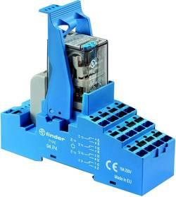 Bloc relais Finder 58.P4.8.230.5060 Tension nominale: 230 V/AC Courant de commutation (max.): 7 A 4 inverseurs (RT) 1 pc