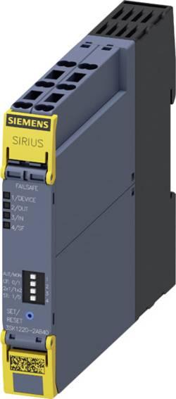 Bloc logique de sécurité Siemens 3SK1220-2AB40 24 V/DC 1 pc(s)