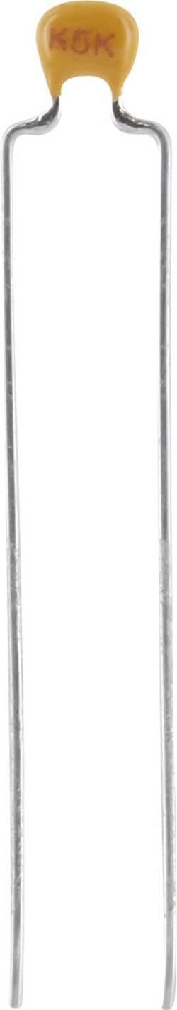 Condensateur céramique sortie radiale Kemet C317C472K1R5TA+ 4.7 nF 100 V 10 % X7R 1 pc(s)