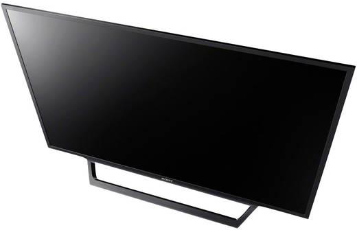 t l viseur led 80 cm 32 pouces sony bravia kdl32rd435 noir. Black Bedroom Furniture Sets. Home Design Ideas