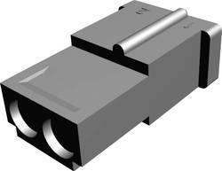 Boîtier pour contacts femelles série MATE-N-LOK TE Connectivity 1-480318-0 femelle, droit Nbr total de pôles 2 Pas: 5.08