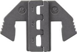 Matrice à sertir TOOLCRAFT 1423370 0.5 à 6 mm² adapté pour marque TOOLCRAFT 1 pc(s)