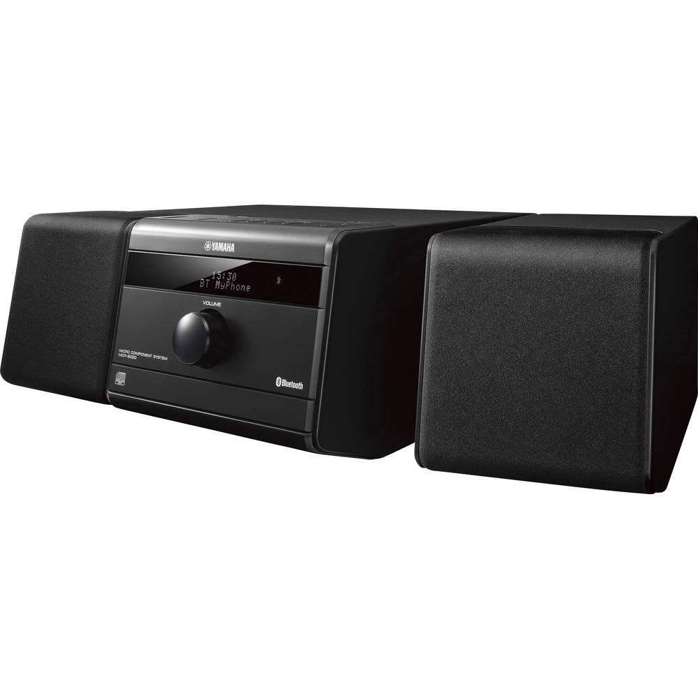 cha ne st r o yamaha mcr b020 aux bluetooth cd usb noir. Black Bedroom Furniture Sets. Home Design Ideas