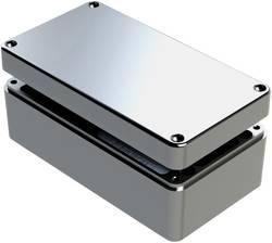Boîtier universel Deltron Enclosures 487-261612A-68 aluminium gris 260 x 160 x 120 1 pc(s)
