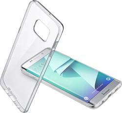 Coque arrière Cellularline Clear Duo Adapté pour: Samsung Galaxy S7 Edge transparent