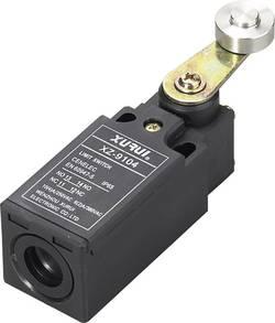 Interrupteur de fin de course TRU COMPONENTS XZ-9/104 1426606 250 V/AC 10 A levier pivotant à galet à rappel IP65 1 pc(s