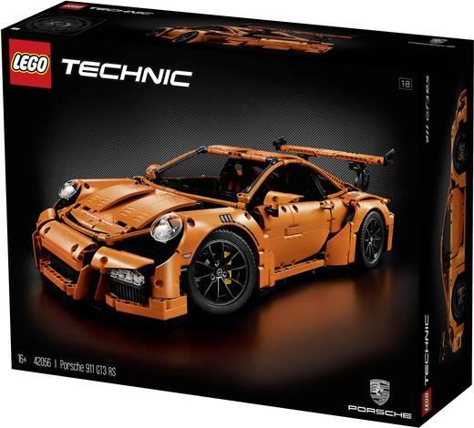porsche 911 gt3 rs lego technic 42056 nombre de lego pi ces 2700. Black Bedroom Furniture Sets. Home Design Ideas