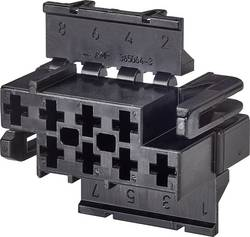 Boîtier pour contacts femelles série J-P-T femelle, droit 8 pôles TE Connectivity 365064-3 Pas: 6.20 mm 1 pc(s)