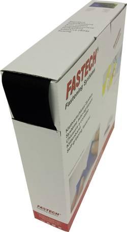 Bande auto-agrippante à coudre Fastech B50-STD-H-999925 partie crochets (L x l) 25 m x 50 mm noir 25 m