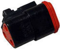 Connecteur circulaire femelle, droit TE Connectivity DT06-3S-P012 Série: DT 1 pc(s)