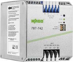 Alimentation rail DIN WAGO 787-742 28 V 20 A 480 W 1 x