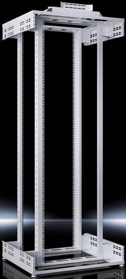"""Rittal TE 8000 Cadre répartiteur 19"""" (l x h x p) 800 x 2000 x 1000 mm"""