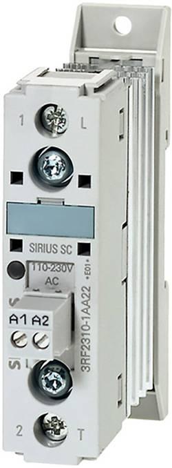 Contacteur à semi-conducteurs Siemens 3RF2310-1AA24 à commutation au zéro de tension 1 NO (T) 10 A 1 pc(s)