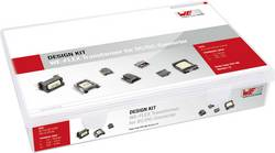 Kit transformateurs Würth Elektronik 749196 65 parties