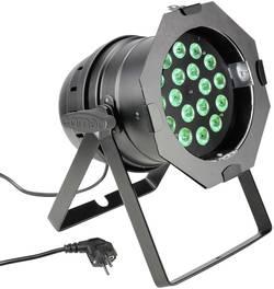 Projecteur PAR LED Cameo PAR 64 CAN Q 8W BS Nombre de LED: 18 8