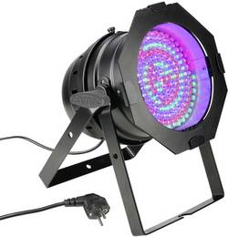 Projecteur PAR LED Cameo PAR 64 CAN 10 BS Nombre de LED: 183 x