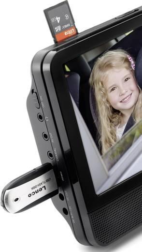 lecteur dvd portable 9 pouces 22 5 cm lenco dvp 939 avec. Black Bedroom Furniture Sets. Home Design Ideas