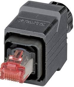 Connecteur mâle RJ45 - CAT6 Phoenix Contact VS-PPC-C1-RJ45-POBK-PG9-8I6 1608139 Pôle: 8P8C Conditionnement: 1 pc(s)