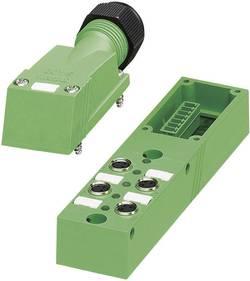 Répartiteur passif M8 filetage métal Phoenix Contact SACB- 4/3-L-C-M8 1503412 1 pc(s)