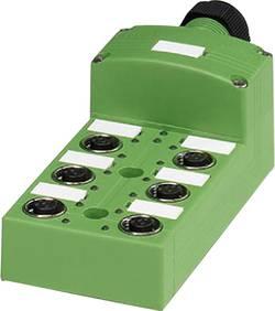 Répartiteur passif M12 filetage métal Phoenix Contact SACB-6/ 6-L-C SCO 1516807 1 pc(s)