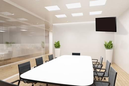 support tv pour plafond 58 4 cm 23 139 7 cm 55 inclinable motoris. Black Bedroom Furniture Sets. Home Design Ideas