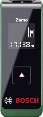 Bosch Home and Garden Zamo II Télémètre laser Plage de mesure (max.) 20 m Etalonné selon: d'usine (sans certificat)