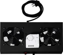 ventilateur Digitus DN-19 FAN-2-WM-T-SW noir