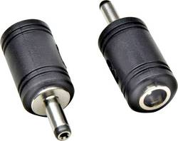 Adaptateur basse tension BKL Electronic 072227 DC mâle ext 4 mm int 1.7 mm vers DC femelle ext 5.6 mm int 2.1 mm 1 pc(s)