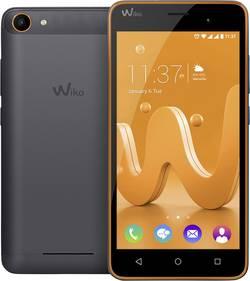 Smartphone 12.7 cm (5 pouces) WIKO Jerry 16 Go orange, gris sidéral