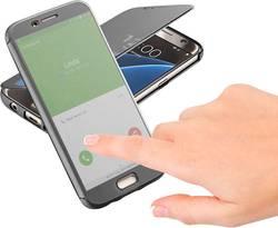 Etui porte-feuilles Cellularline Book Touch Adapté pour: Samsung Galaxy S7 noir