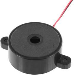 Buzzer miniature PSG42 90 dB 12 V 42 mm x 16 mm 1 pc(s)