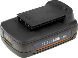 Batterie pour outil Li-Ion Ferm CDA1076S 14.4 V 1.5 Ah 1 pc(s)