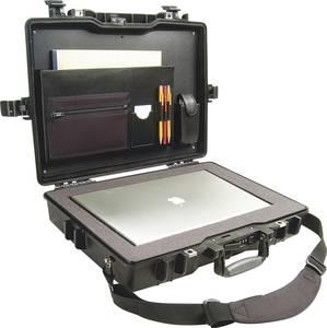 6a9f08d9dc Mallette pour ordinateur portable PELI 1495CC2 1495-008-110E 16 l noir